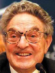 George Soros and anti-capitalism